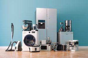 7 Kodin tarpeisiin tarvittavia laitteita